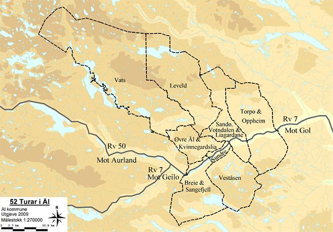 kart ål i hallingdal Ål52 : Ål i Hallingdal sin vandreportal med mer enn 50 turforslag